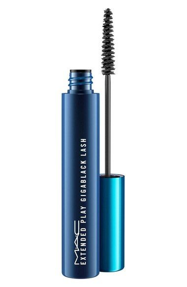 MAC 'Extended Play Gigablack Lash' Mascara available at #Nordstrom