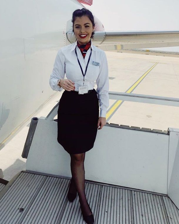 BA Uniform | BA Cabin Crew in 2019 | British airways cabin