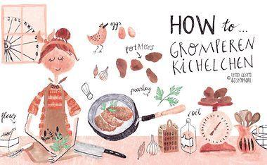 Luxemburger Wort - How to make 'Gromperekichelcher'