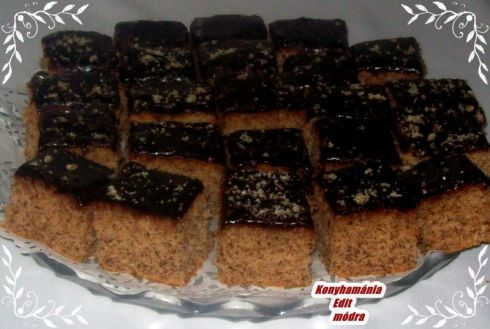 Diós kevert sütemény - Vidék Íze