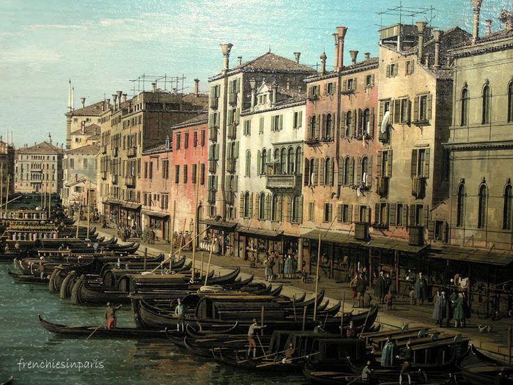 Le Venise de Canaletto @ musée maillol - Frenchies in Paris