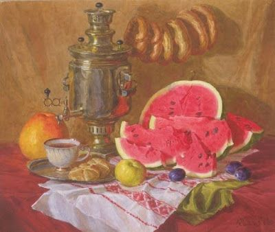 http://artistsandtea.blogspot.ru/2016/09/watermelon-and-tea.html
