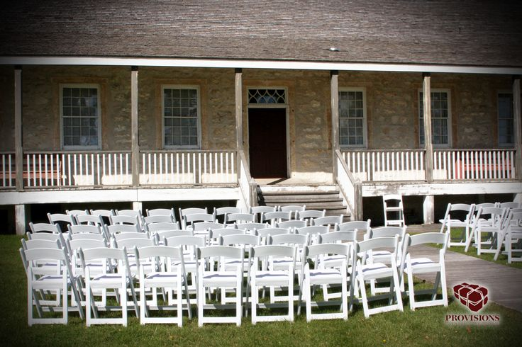 Whether it is an intimate setting in a                          copse of oak trees along the banks of the Red River, or in front of the uniquely historic Big House or Big House garden, Lower Fort Garry offers a rich, unique and visually stunning ceremony venue