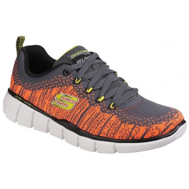 Equalizer 2.0: Perfect Game Charcoal/Orange