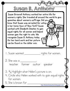 questions on susan b anthony According to the indictment, for what crime was susan b anthony being charged according to the transcript, how did susan b anthony protest her lack of suffrage how does it compare and contrast to other protesters in history how did susan b anthony specifically justify her claim.