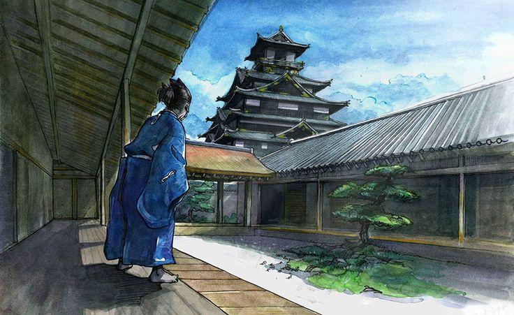 2016年大河ドラマ『真田丸』の特集「さなイチ」ページをご紹介しています。VFXコーディネーター・深瀬雄介が描いたイメージスケッチをご紹介します。 #真田丸