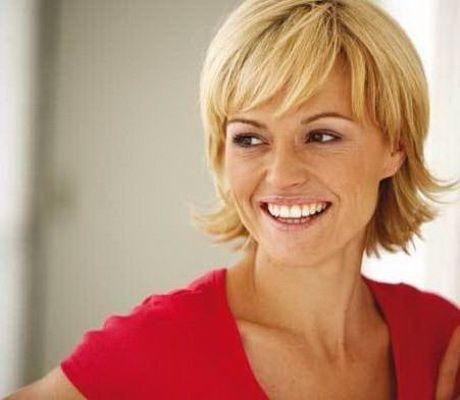 Frisuren Fur Frauen Ab 50 50er Frisur Kurzhaarfrisuren Frisuren Feines Haar