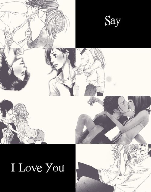 """Say """"I Love You"""" ♡"""