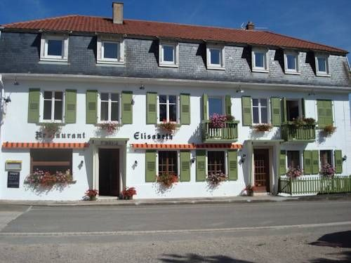 Hotel Elisabeth La Vancelle Hotel Elisabeth is located in La Vancelle, just 3 km from Ch?teau de Frankenbourg and 14 km from the Volerie des Aigles and the Montagne des Singes. It offers free Wi-Fi access, a garden and a terrace.