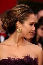 celebrity red carpet hair styles