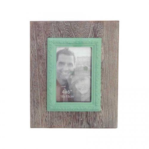 Natural & Mint Frame