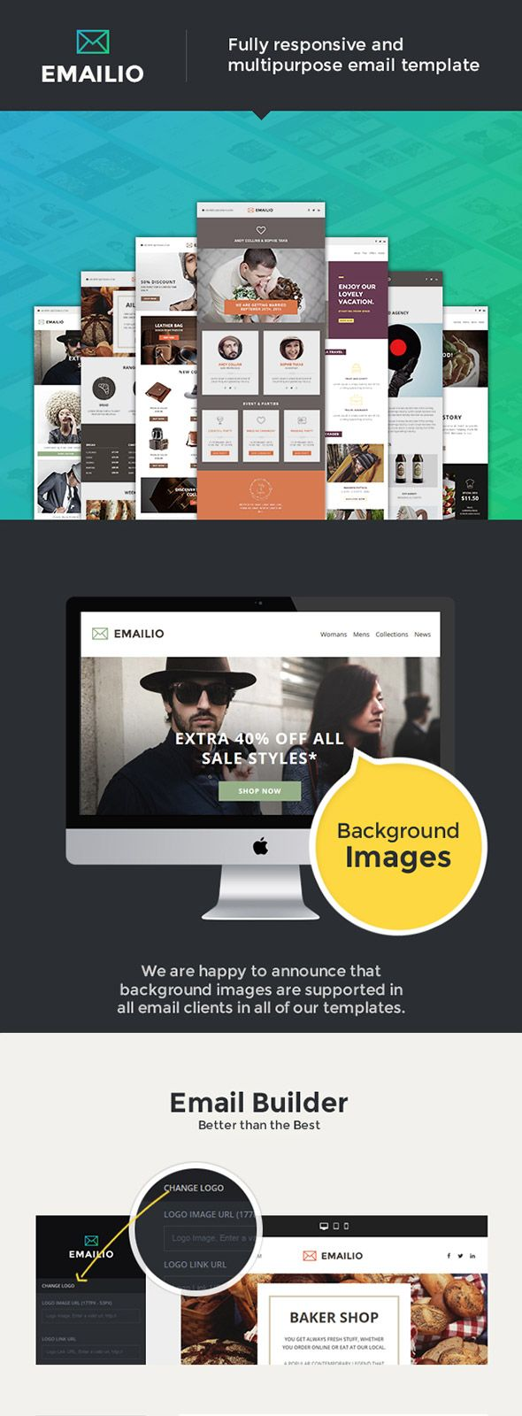 60 best Email images on Pinterest | Page layout, Email newsletter ...