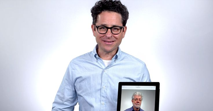 J.J. Abrams is getting very good at not giving straight answers about his new movie.