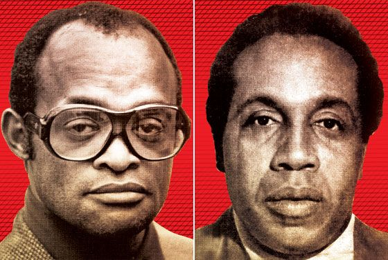 """A Conversation Between Frank Lucas and Nicky Barnes, New York Magazine. During the Harlem heroin plague of the 1970's, few dealers were bigger than Frank Lucas and Leroy """"Nicky"""" Barnes. Both made millions selling dope, lived the wide-brimmed-hat high life, enabled the addiction of whole neighborhoods, and, eventually, got caught. Both were locked up and later cooperated with authorities. Both insist they were businessmen, first and foremost."""