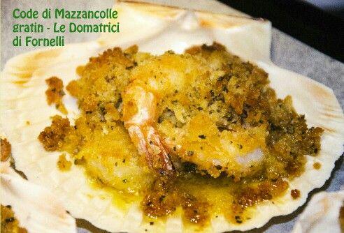 Volete una ricetta domenicale diversa dal solito arrosto????? Provate questa ricetta le code di mazzancolle gratinate, buonissime di gusto e dai bellissimi colori :) ecco la ricetta!,-> blog.giallozafferano.it/ledomatrici/code-di-gamberi-gratinati/ #ricettedomenicali #mazzancolle #gratinate #gratin #foodporn #blog #foodblog #bloggz #giallozafferano #ricette #pesce