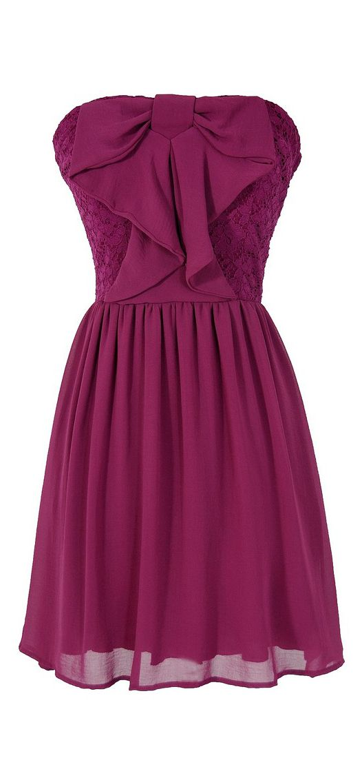 29 best Bridesmaid Dresses in Berry images on Pinterest ...