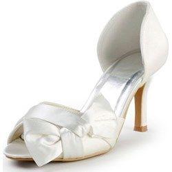Scarpe da Sposa Online Basse Aperte www-miamastore-com beige
