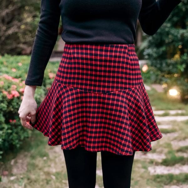 LadyIndia.com # Mini Skirt, Designer Check Print Mini Skirt Exclusive Fashion Wear For Fashion Divas, Skirts, Mini Skirt, Western Wear, https://ladyindia.com/collections/western-wear/products/designer-check-print-mini-skirt-exclusive-fashion-wear-for-fashion-divas