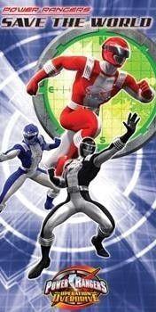 Grasshopper  Osuška 70x120cm Power Rangers