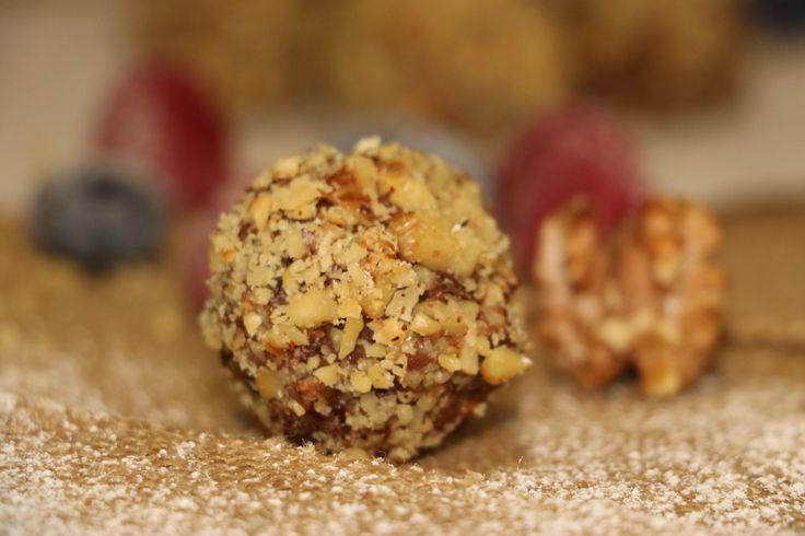 Toblerone truffles