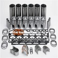 Isuzu 6HK1 Camonrail engine spare parts