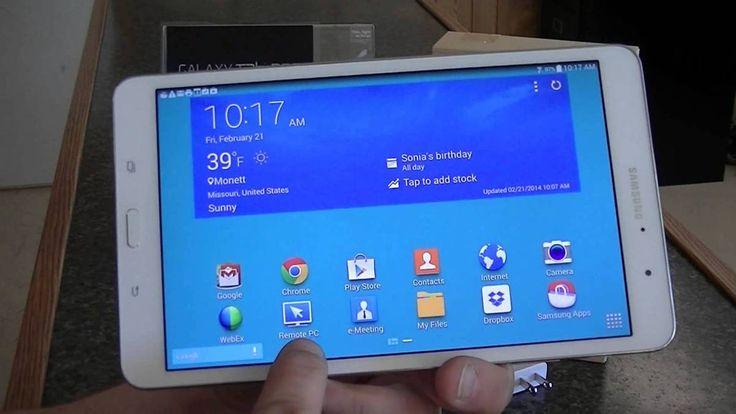 Stock Rom Samsung Galaxy Tab Pro 8.4 (SM-T320) (4.4.2) (T320XXU1ANB6) (THL)   STOCK ROM UPDATE