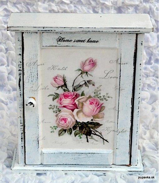 Pupavkashop / Nostalgické ruže z lásky