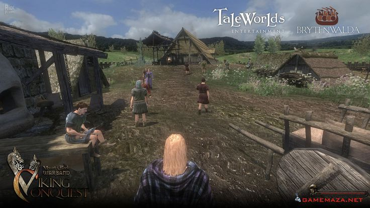 Mount and Blade Warband Viking Conquest Gameplay Screenshot 3