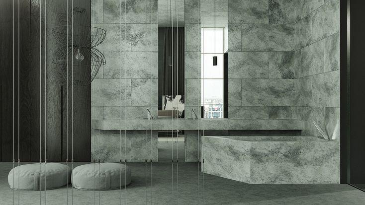 Apartament | Kolonia | architektura i architektura wnętrz | troomono