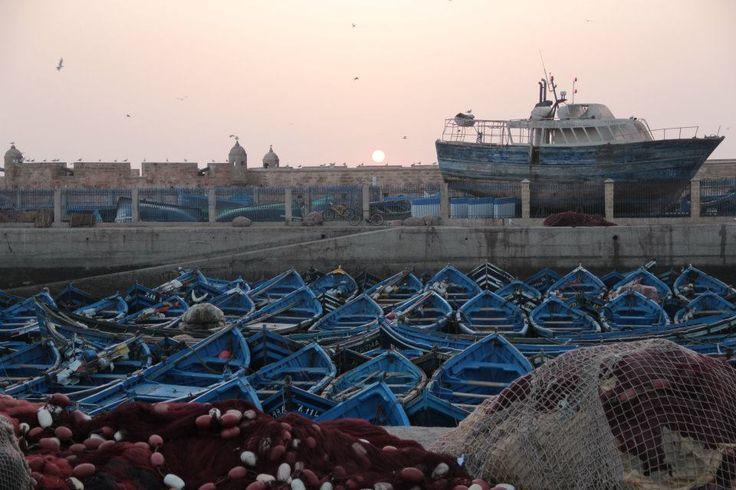 visiting Essaouira #speziandocondardarma