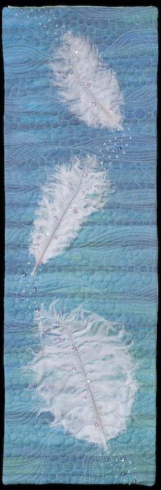 The Designer's Elements: Air, 7½ x 22, by Larkin Jean Van Horn. From the Rocks and Water Gallery