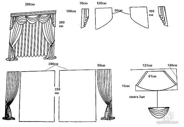 muchos modelos de cortinas lindo