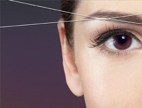 Depilación con hilo en casa - Cómo depilar cejas con hilo - Depilación masculina - Con hilo depilo - Depilación íntima - Cómo depilarse con hilo - Hombres