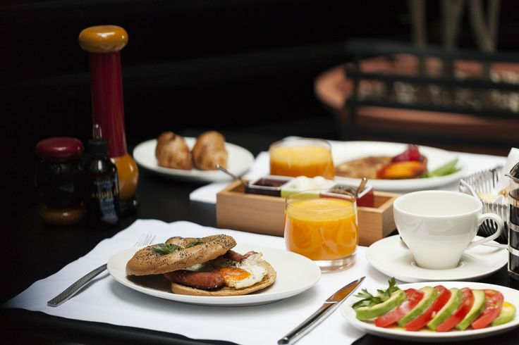 Even the colors of the #Breakfast are in complete harmony... #AthensWas