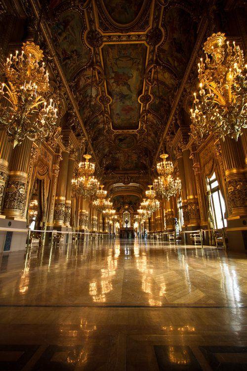 """stylishbeauty: """"Opéra Garnier Paris"""""""