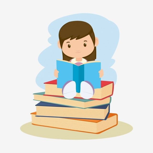 33+ Student reading book clipart information