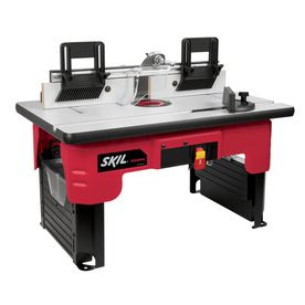 Skil�26-in x 16-1/2-in Router Table