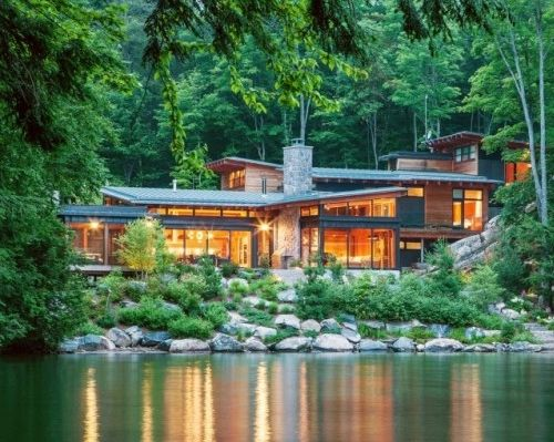 Pinterest the world s catalog of ideas for How much does a lake house cost