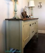 Image result for painting mexican pine furniture