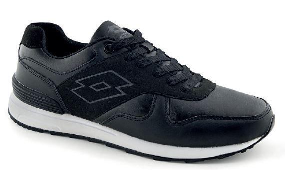 lotto R5361 CORONADO Siyah Erkek Günlük Spor Ayakkabısı