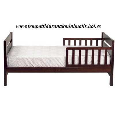 Tempat Tidur anak jati