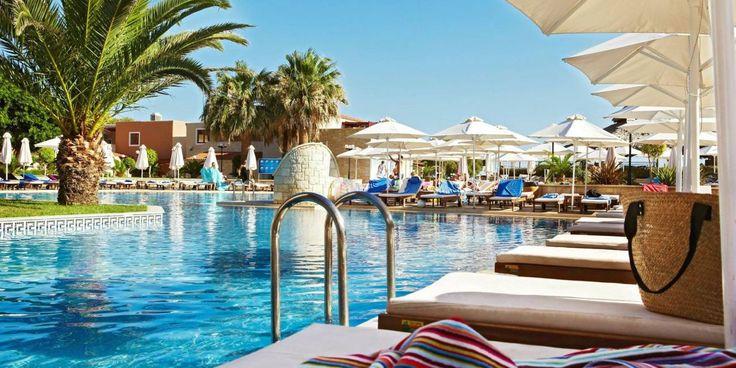 Vacanta de vara 2018 la mare pe litoral in Grecia la Hotel Atlantica Creta Paradise de 4 stele din Creta Chania
