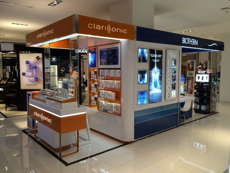 Biotherm / Clarisonic The Bay Rideau Centre