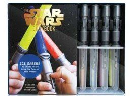 Star Wars Ice Sabers Cookbook Kit Family Find