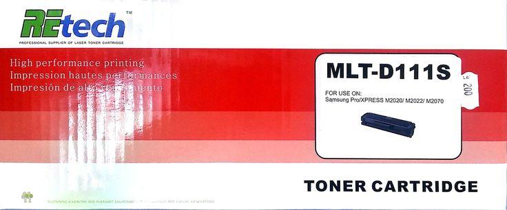 CARTUS TONER MLT-D111SG 1K COMPATIBIL SAMSUNG SL-M2022
