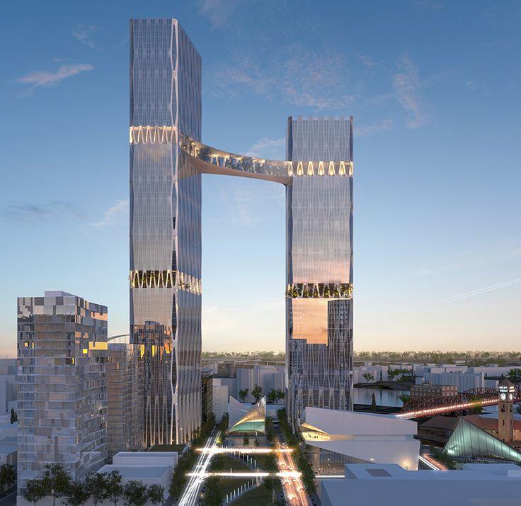 william kaven unveils broadway corridor proposal