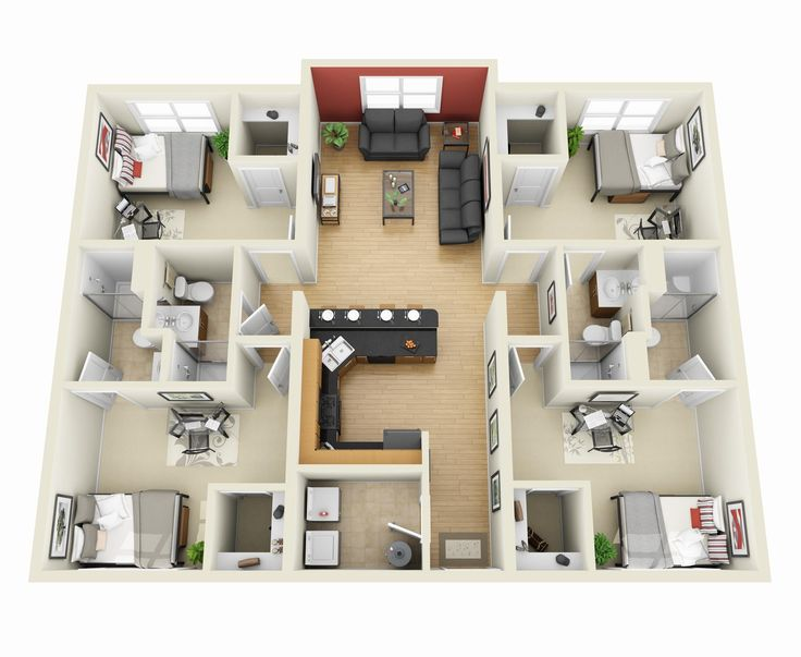 347 best Plans de maison images on Pinterest Architecture, Small