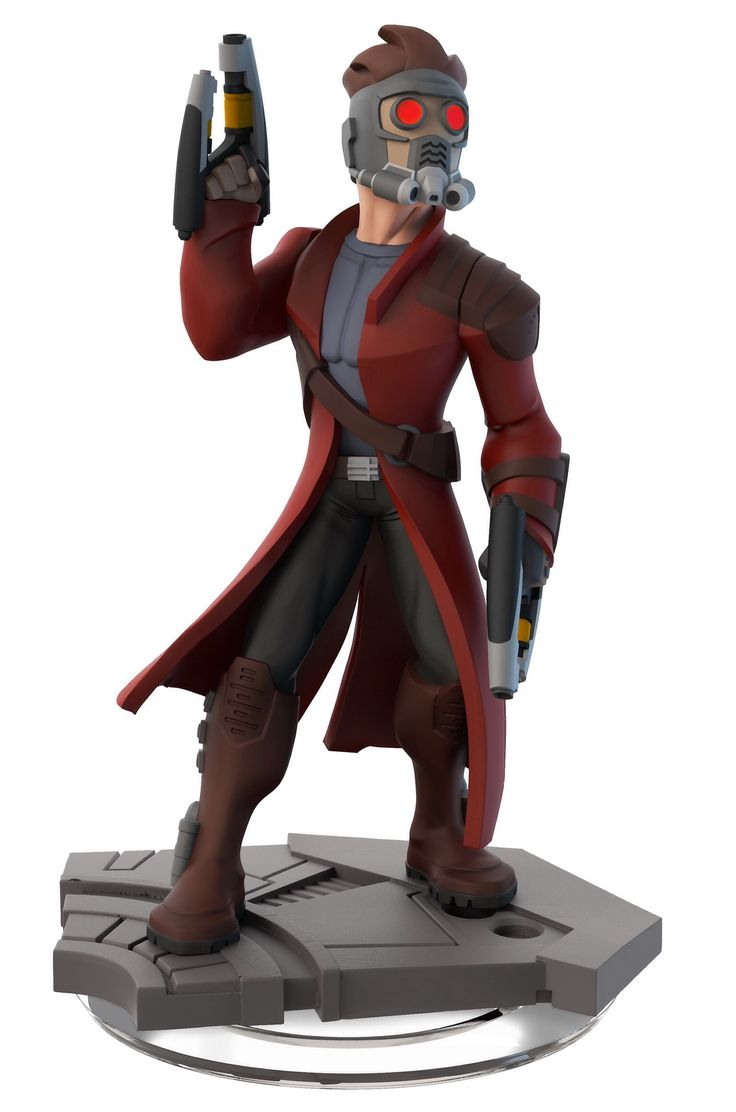 Disney Infinity 2.0: Star Lord (Guardians of the Galaxy)