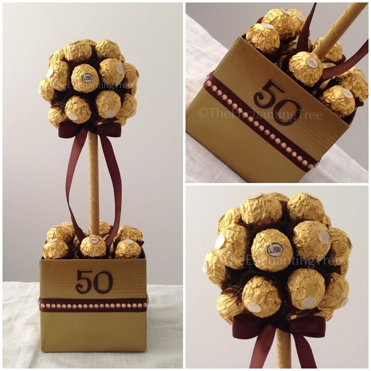 Celebrate any birthday! www.TheEnchantingTree.com.au #50thgift #50…                                                                                                                                                                                 Más