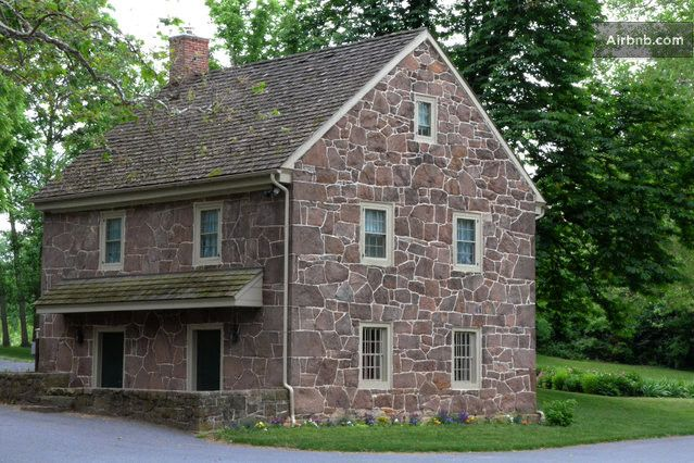 Paymaster S Cottage In The Historic Poole Forge Park Cottage House Styles Apartments For Rent